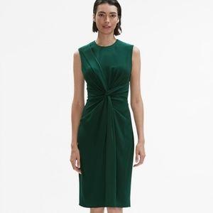 MM Lafleur The Taylor Twist Front Shift Dress